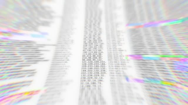 Nätverks koder för datorteknik video