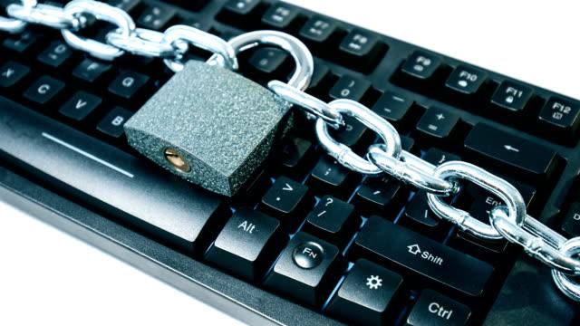 Computer theft protection metaphor video