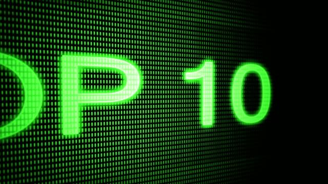 Concept Top 10 video