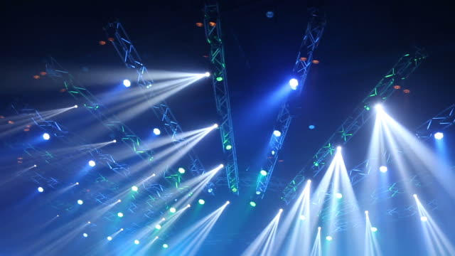 Concert Stage Lighting video