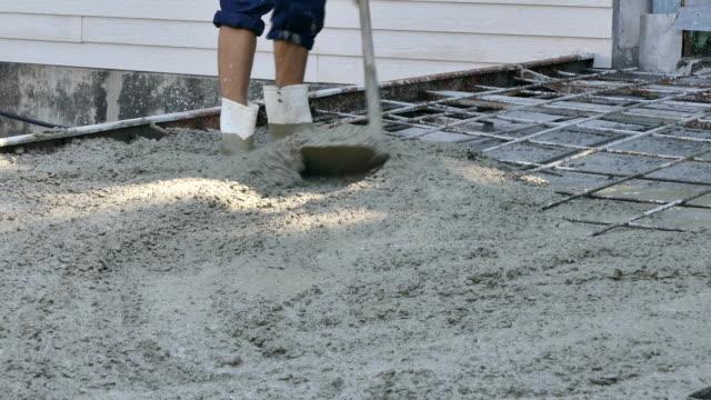 Concrete Sidewalk video