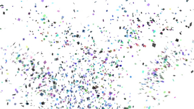 Confetti Explosion video