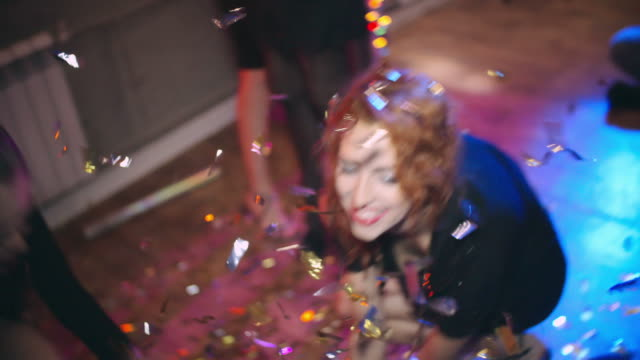 Confetti Fun video