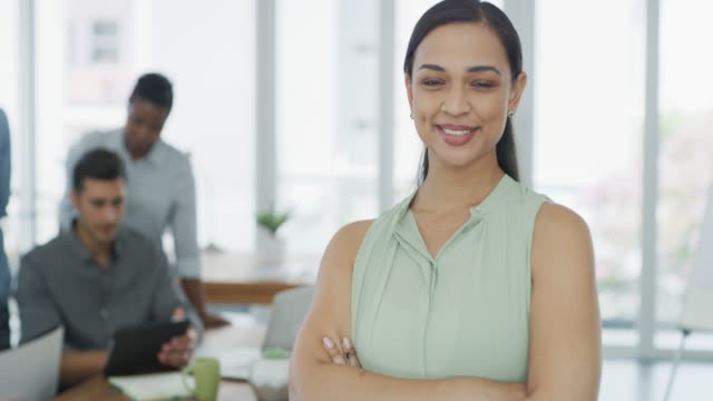 Confidence will help you take the lead video