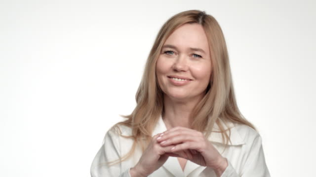 Confident Female Doctor video