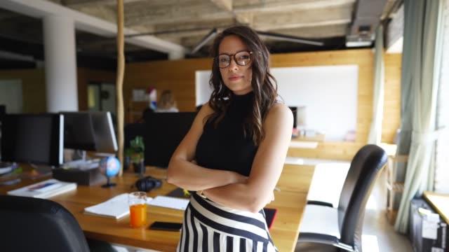 Confident Young Entrepreneur