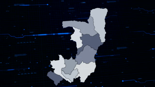 Congo network map video