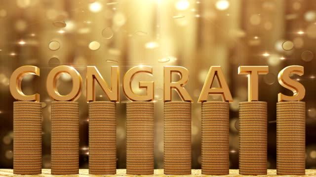 congrats - vídeo