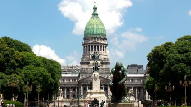 Congreso - Buenos Aires, Argentina video