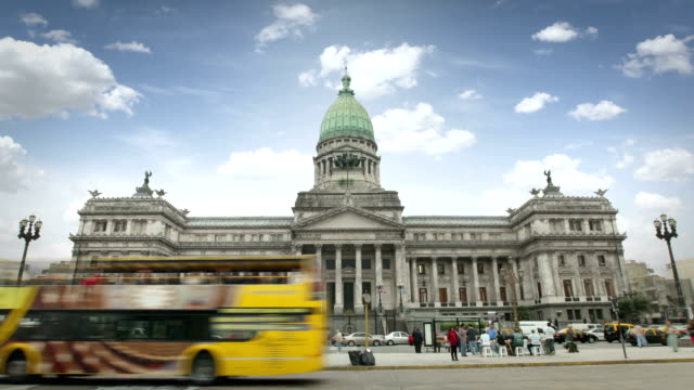 Congreso, Buenos Aires, Argentina video