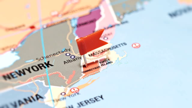 Connecticut from USA States