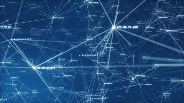 vídeos de stock e filmes b-roll de connections 4k - circular economy
