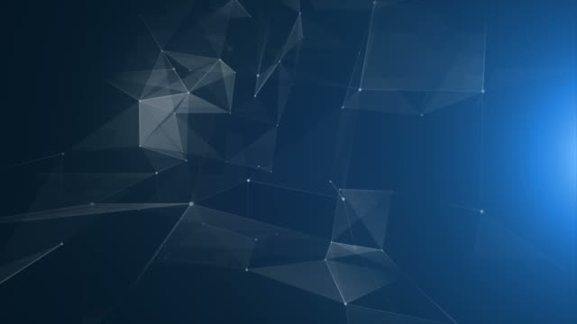 接続 - 線点の映像素材/bロール