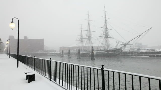 USS Constitution video