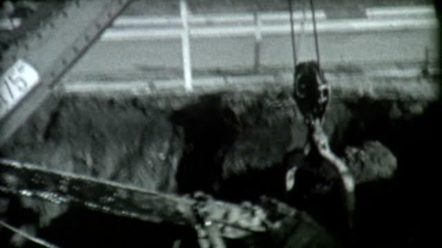 konstrukcja los angeles 1939 - osiedle mieszkaniowe filmów i materiałów b-roll