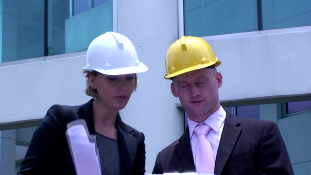 Construction managers video