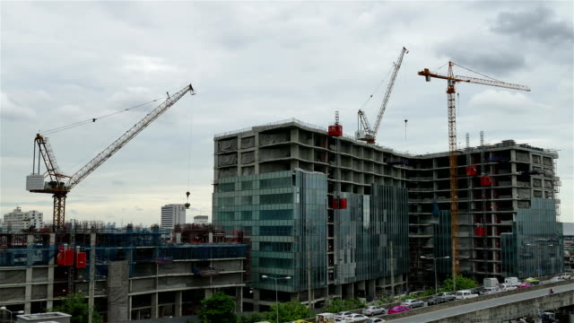 Construction of building video