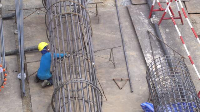 construction site - spranga video stock e b–roll