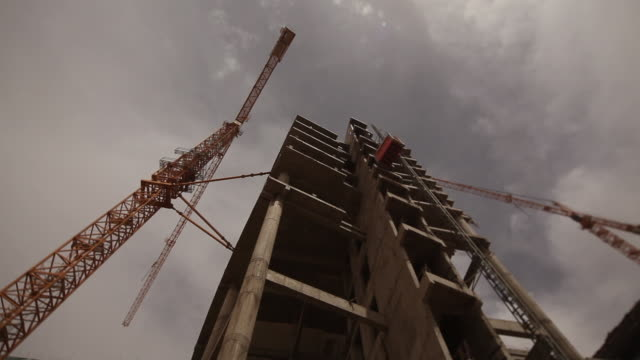 stockvideo's en b-roll-footage met bouwtijdspanne - riyad
