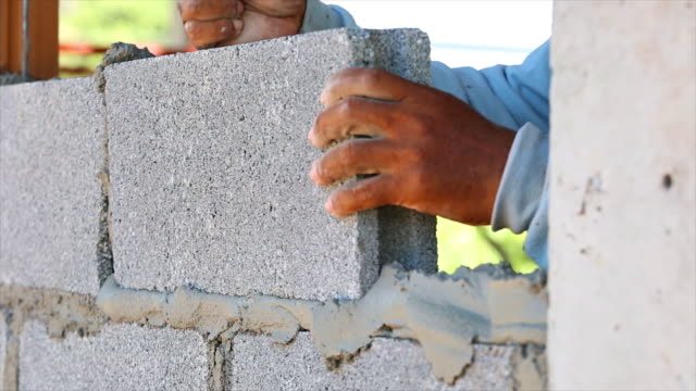 Construction Worker. video