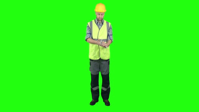 Construction Worker video
