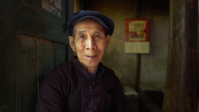 Content Chinese old man video