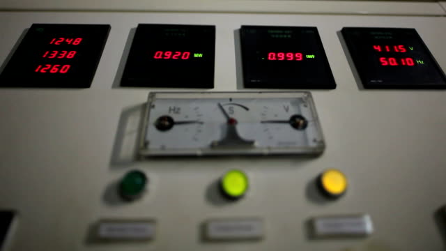 Control Panel, Selective focus video