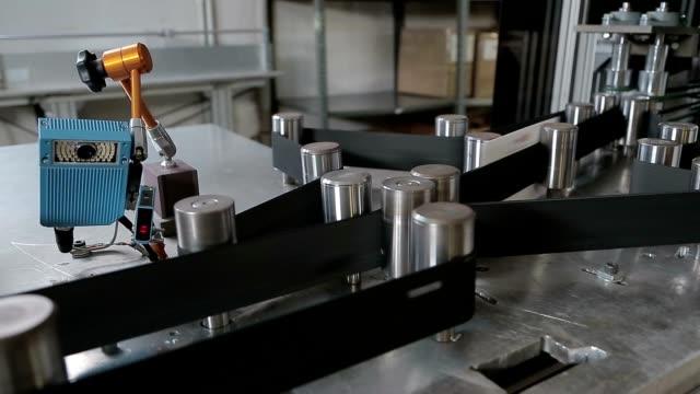 コンベアベルト、 - センサー点の映像素材/bロール