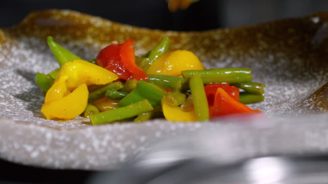 Best Food Plating Stock Videos and Royalty-Free Footage - iStock