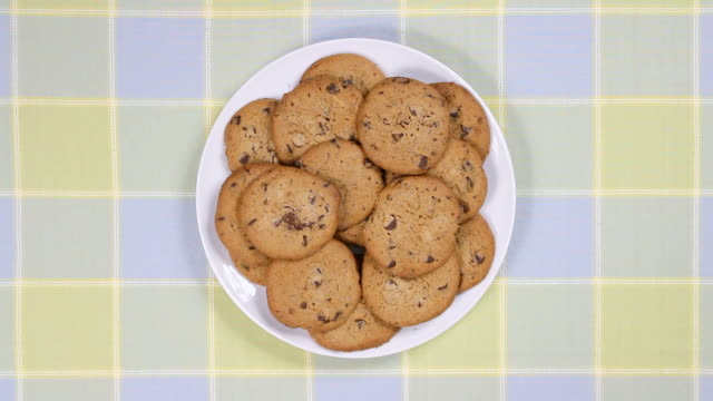 Cookie Snack  cookie stock videos & royalty-free footage