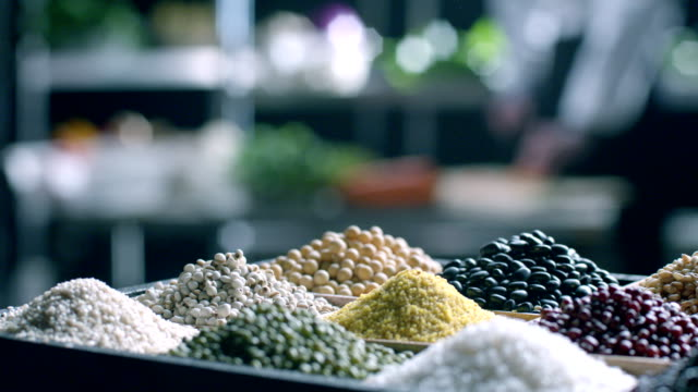 Cooking,Whole grains,Kitchen video