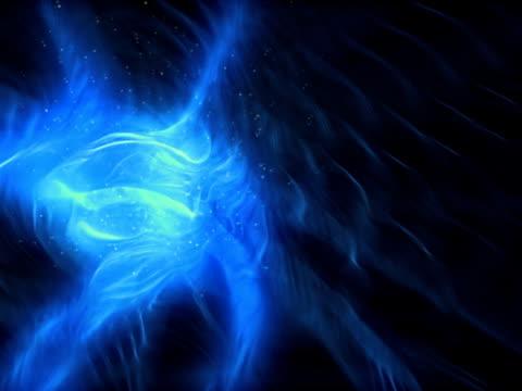 cool płomień - opis fizyczny filmów i materiałów b-roll