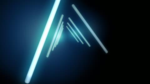neon cool 4 tagli - disinvolto video stock e b–roll