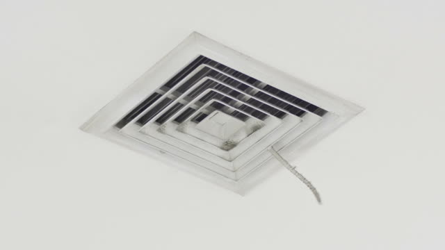 Cooling air vents video