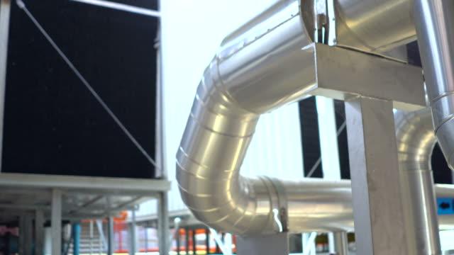kyltorn - ventilation bildbanksvideor och videomaterial från bakom kulisserna