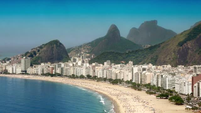 Copacabana Beach video