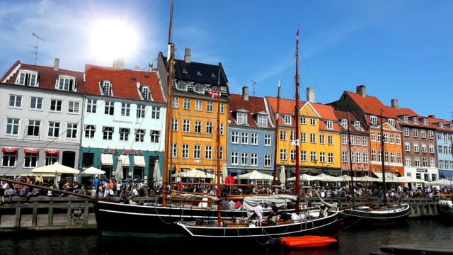 Copenhagen Nyhavn video