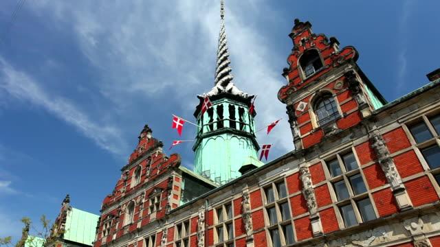 Copenhagen Stock Exchange video