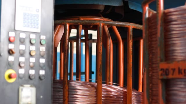 Copper and Aluminium Cable Factory Machines