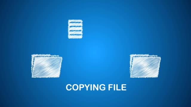 Copying File video