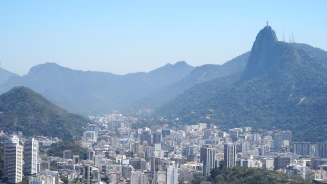 Corcovado Mountain in Rio de Janeiro, Brazil video