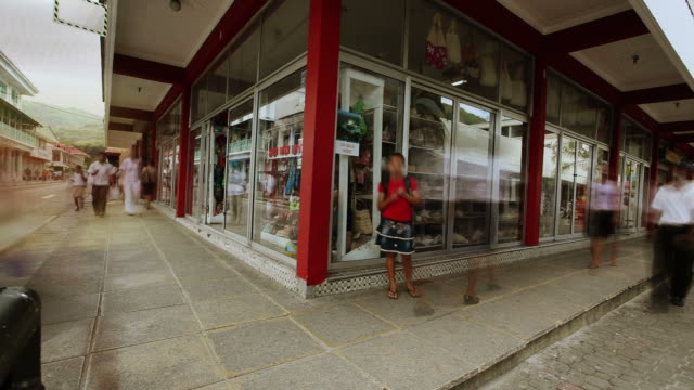 Corner of street video