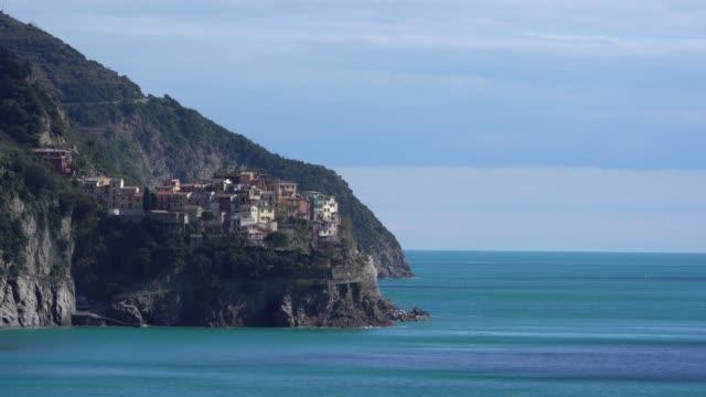 Corniglia Village, Liguaria, Cinque Terre, Italy