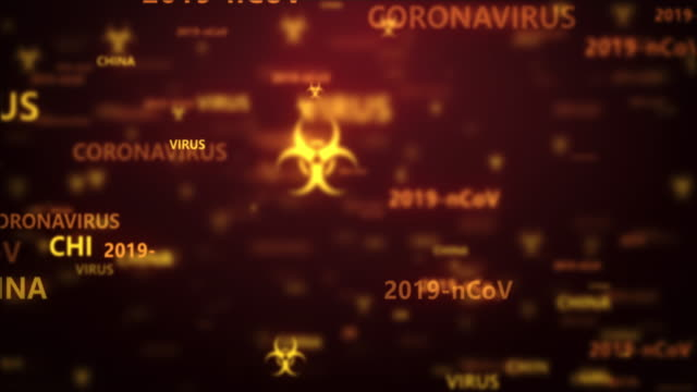 Coronavirus 2019-nCov novel coronavirus concept motion background. coronavirus dangerous flu Coronavirus 2019-nCov novel coronavirus concept motion background. coronavirus dangerous flu virus stock videos & royalty-free footage