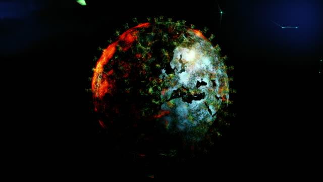 Coronavirus animation video