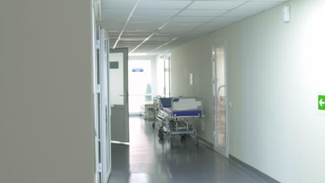 廊下の病院 - 廊下点の映像素材/bロール