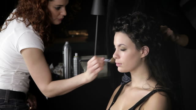 Cosmetic Making of video