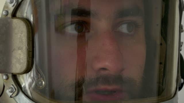Cosmonaut Reading and Speaking video