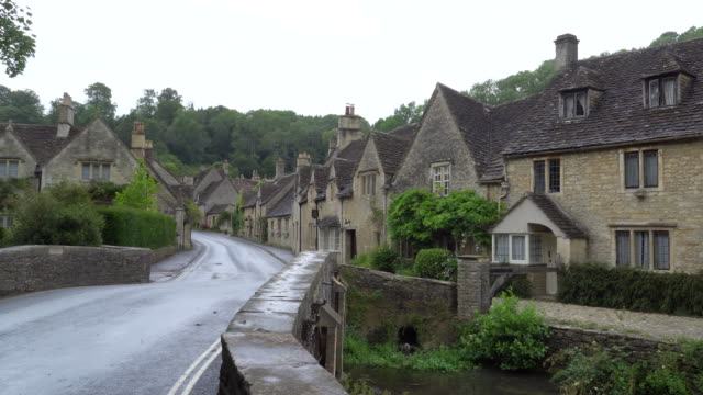 cotswold england - englische kultur stock-videos und b-roll-filmmaterial