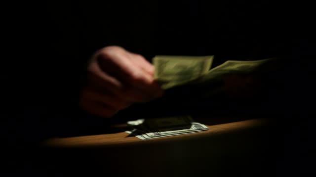 Count money video